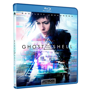 Ghost in the Shell, (Blu-Ray)