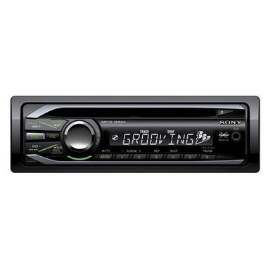 Sony CDX-GT242 Ricevitore multimediale per auto Nero 180 W