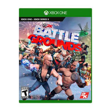 WWE 2K Battlegrounds, Xbox One