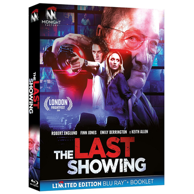 The Last Showing (Blu-ray + booklet)
