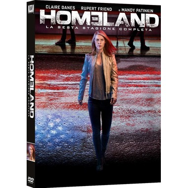 Homeland - stagione 6 (DVD)