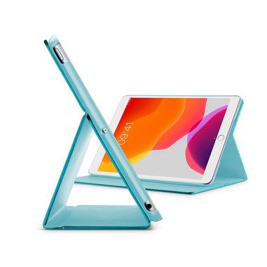 """Cellularline Folio - iPad 10.2"""" (2019) Infinite posizioni, massima protezione Verde"""