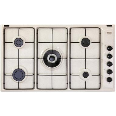 De'Longhi SL 59 DD piano cottura Sabbia Da incasso 90 cm Gas 5 Fornello(i)