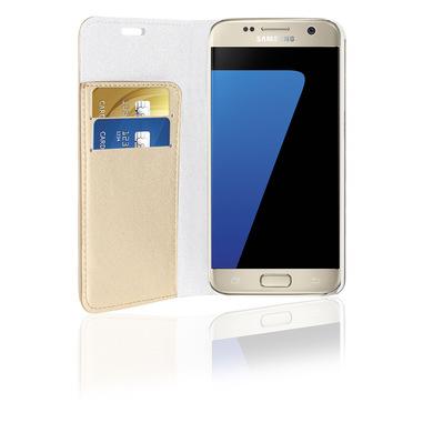 """Phonix SS7BCD custodia per cellulare 12,9 cm (5.1"""") Custodia a libro Oro"""
