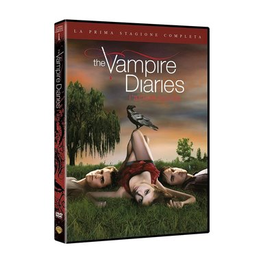 The vampire diaries - L'amore morde Stagione 01 (DVD)