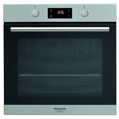 Hotpoint FA2 841 JH IX HA Forno elettrico, Halogen oven 71 L 2900 W Acciaio inossidabile A+