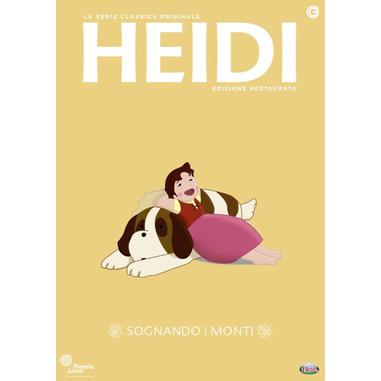 Heidi: Sognando i monti Vol. 7 - Edizione Restaurata (DVD)