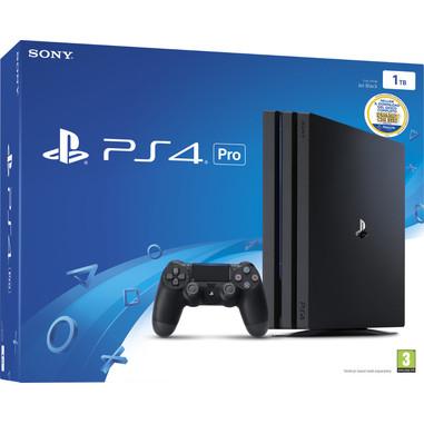 Sony PS4 Pro 1TB + Dimmi chi sei! Voucher