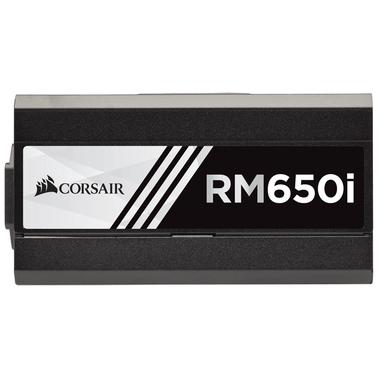 Corsair RM650i alimentatore per computer 650 W ATX Nero