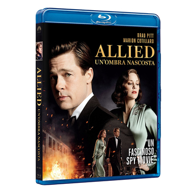 Allied – Un'ombra nascosta Blu-ray