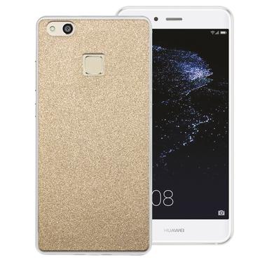 Phonix Cover Glitter per Huawei P10 Lite - Oro