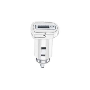 Cellularline CBRSMUSB10WW Auto Bianco caricabatterie per cellulari e PDA