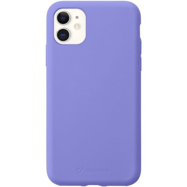 "Cellularline SENSATIONIPHXR2V custodia per iPhone 11 15,5 cm (6.1"") Cover Viola"