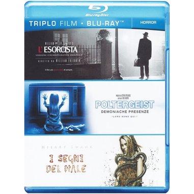L'esorcista + Poltergeist - Demoniache presenze + I segni del male (Blu-ray)