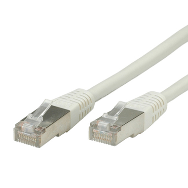 Nilox Cavo Patch Ethernet  cat 5e S/FTP 10 mt