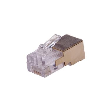 Axis 01182-001 cavo di collegamento RJ-12 Oro, Bianco