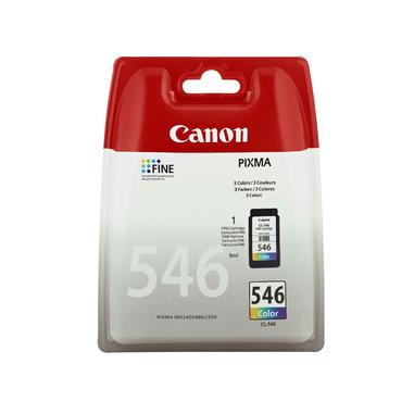 Canon CL-546 cartuccia d'inchiostro 1 pz Originale Ciano, Magenta, Giallo