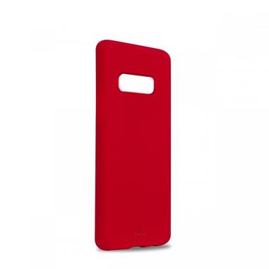 """PURO Icon custodia per Galaxy S10Lite 14,7 cm (5.8"""") Cover Rosso"""