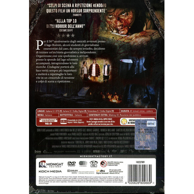 Lake Bodom: Limited Edition (DVD + Booklet)