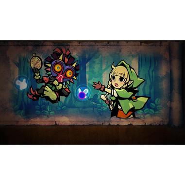 Hyrule warriors: legends - 3DS