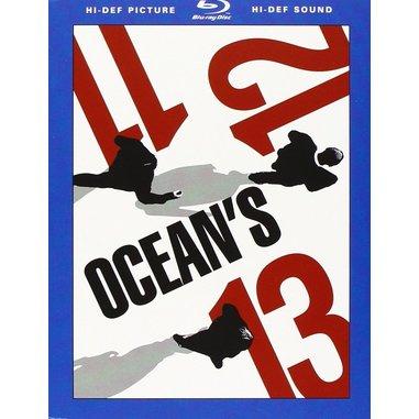 Ocean's 11, 12 e 13 (Blu-ray)