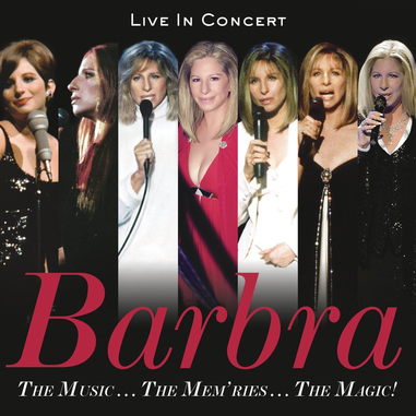 The Music… The Mem'ries… The Magic!, CD