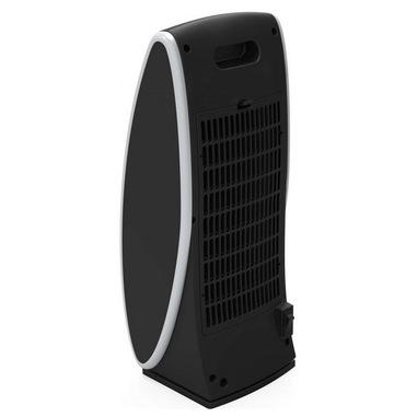 Ardes AR4P11 stufetta elettrica Riscaldatore ambiente elettrico con ventilatore Nero