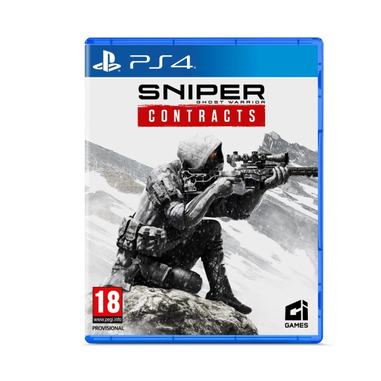Sniper Ghost Warrior Contracts, PS4