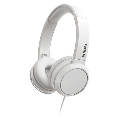 Philips 3000 series TAH4105WT/00 cuffia e auricolare Padiglione auricolare Connettore 3.5 mm Bianco