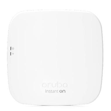 Aruba, a Hewlett Packard Enterprise company Instant On AP12 punto accesso WLAN 1300 Mbit/s Supporto Power over Ethernet (PoE) Bianco
