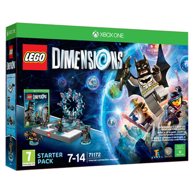 Lego Dimensions - Starter Pack, Xbox One