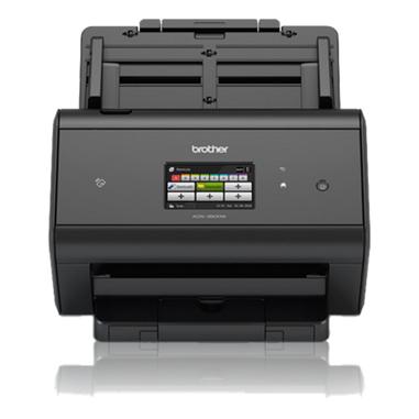 Brother ADS-2800W scanner 600 x 600 DPI Scanner ADF Nero A4