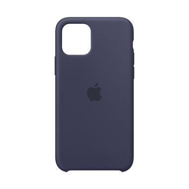 Apple Custodia in silicone per iPhone 11 Pro - Blu notte