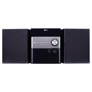 LG XBoom Micro Hi-Fi Microsistema audio per la casa Nero 10 W