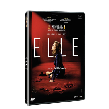 Elle, DVD DVD 2D ITA