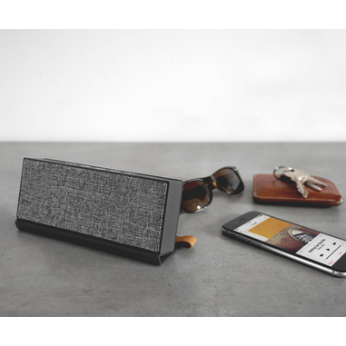 Fresh 'n Rebel Rockbox Fold Fabriq Edition - Concrete