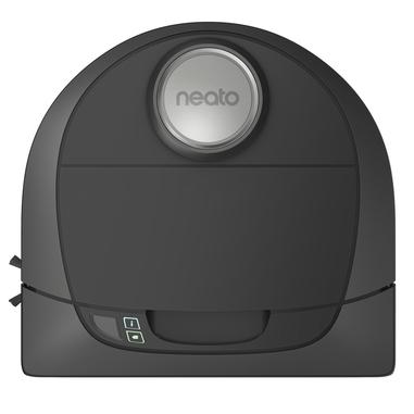 Neato Robotics Botvac D5 Connected Plus Sacchetto per la polvere 0.77L Nero, Argento aspirapolvere robot