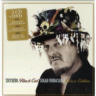 Black Cat Deluxe Edition, 2CD+DVD