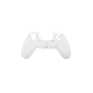 Xtreme Copertura antiscivolo per DualShock 4 bianca
