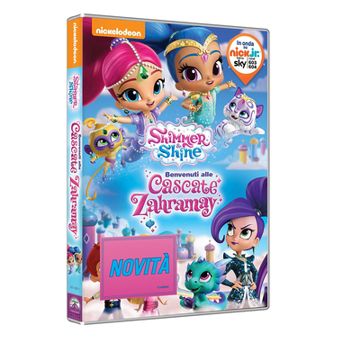 Shimmer and Shine: Benvenuti alle Cascate Zahramay