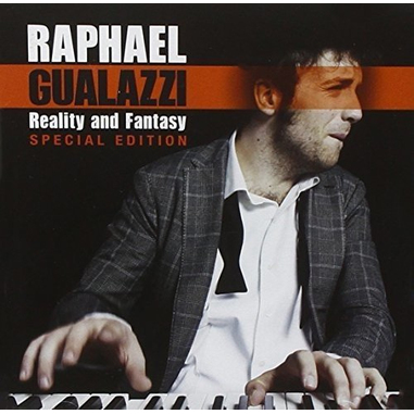Reality and Fantasy (Special Edition), CD