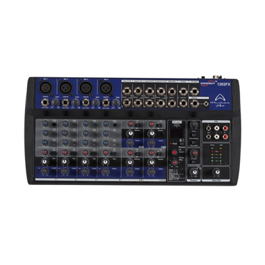 Wharfedale CONNECT 1202FX 12channels