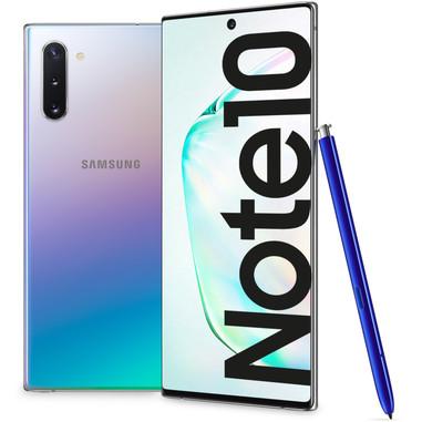 "Samsung Galaxy Note10 Display 6.3"", Aura Glow, 256 GB, RAM 8 GB, Batteria 3.500 mAh, SM-N970F"