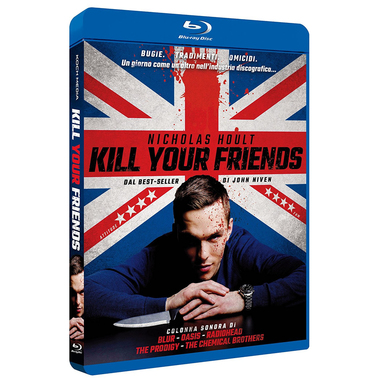 Kill Your Friends (Blu-Ray)