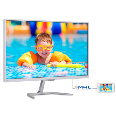 Philips Monitor 276E7QDSW00 con UltraColor