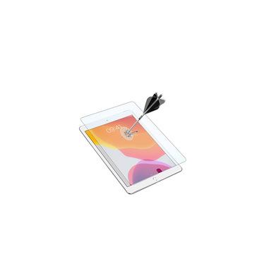 Cellularline Second Glass Ultra - iPad 10.2 (2019) Vetro temperato sottile, resistente e super sensibile Trasparente
