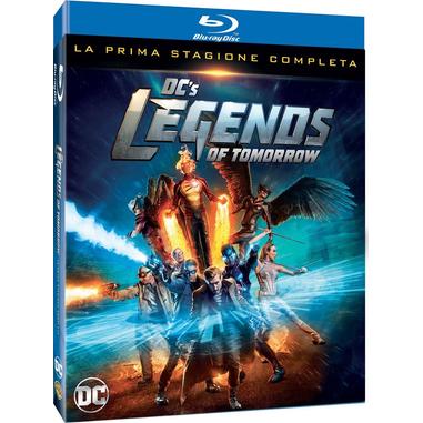 DC's Legends of Tomorrow - Stagione 1 (2 Blu-Ray)