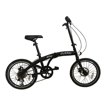 BeBikes Be Easy nera opaca