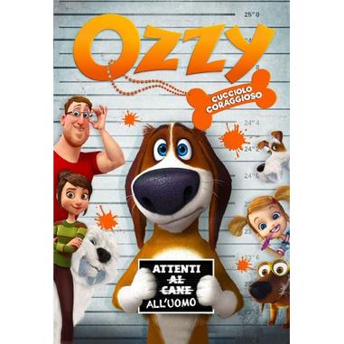 Ozzy cucciolo coraggioso, DVD DVD 2D ITA