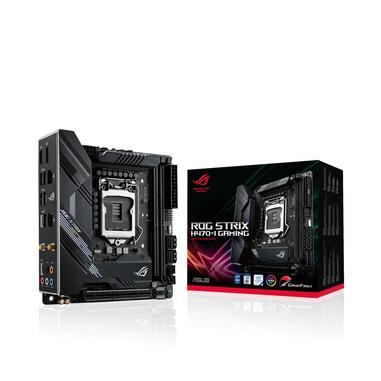 ASUS ROG STRIX H470-I GAMING Mini ITX Intel H470